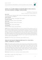 prikaz prve stranice dokumenta SURVEY OF ACCOMPLISHMENTS IN BIM IMPLEMENTATION IN CROATIA, THE CZECH REPUBLIC, GERMANY, AND SLOVENIA
